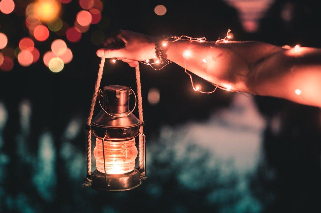 lantern lights
